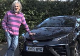 Джеймс Мей зібрався продати свій найбільш незвичайний автомобіль в світі (відео)