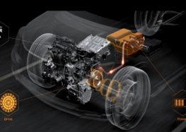 Nissan отримала ККД 50% від ДВЗ