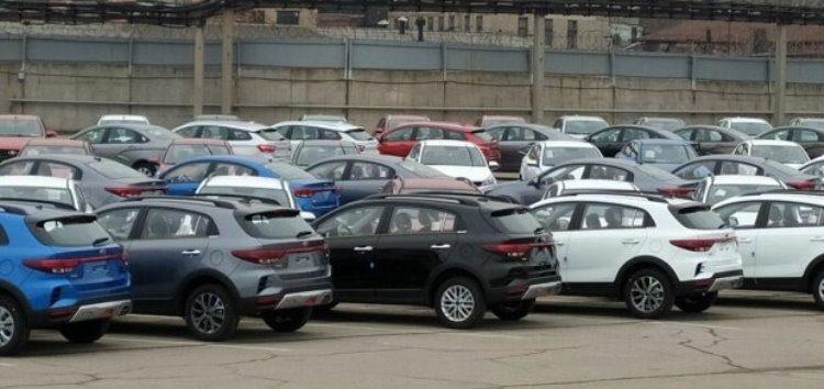 Паркінг АвтоЗАЗу поповнюється новими Kia
