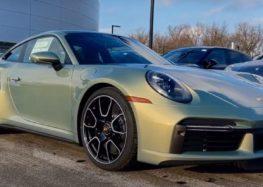 Власник Porsche заплатив лише за колір $99 тисяч (відео)