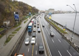 У Києві знов підвищать швидкість на деяких вулицях
