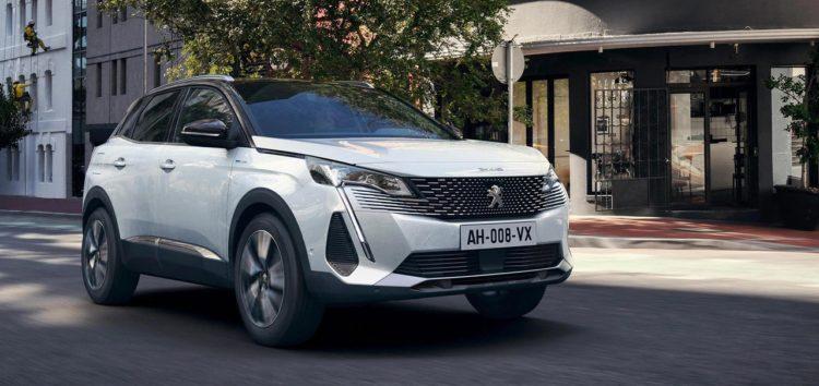 Плагін Peugeot 3008 PHEV 4WD на українському авторинку