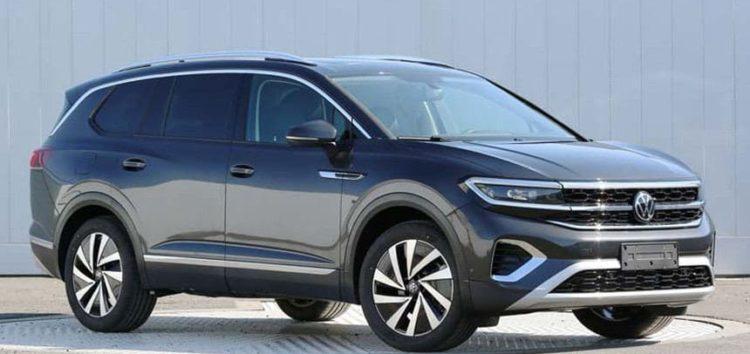 Volkswagen представить позашляховик на 5,2 метра