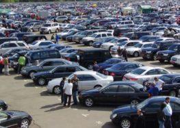 Київ йде до європейських показників автомобілізації