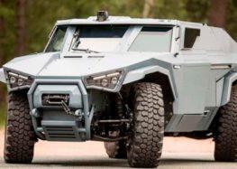 Повідомили нову інформацію про бронеавтомобіль Scarabée