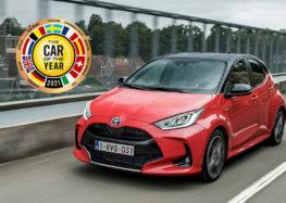 Став відомий автомобіль року в Європі