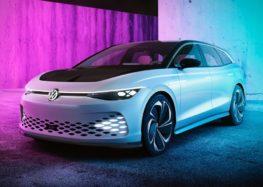 Volkswagen має представити ID.6 під кінець квітня