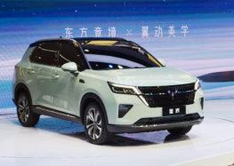 General Motors представив новий кросовер Wuling Xingchen