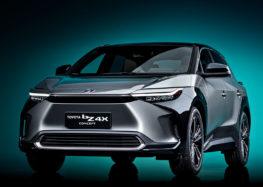 Toyota має намір випустити перший електрокар вже в наступному році