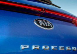 У мережі показали оновлений універсал Kia ProСeed