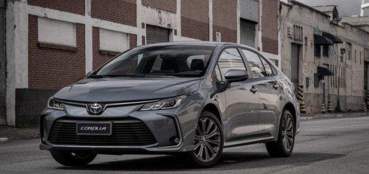 Toyota презентувала оновлену Corolla