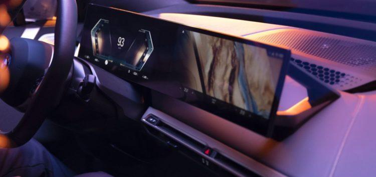 BMW розкрила подробиці нової системи iDrive