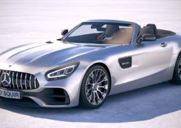 Родстер Mercedes-AMG GT замінять на SL