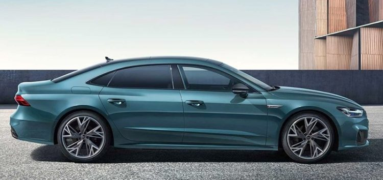 Audi A7 зробили седаном для китайського ринку