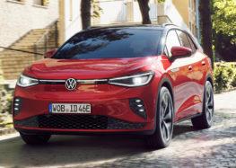 Volkswagen розкрив деякі подробиці нового ID.4 GTX