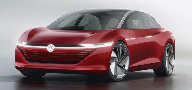 Volkswagen розкрив нові подробиці про свою новинку Project Trinity