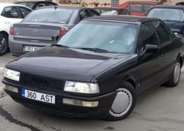 В Естонії була виявлена культова Audi 80 B3 з таємницею під капотом (відео)