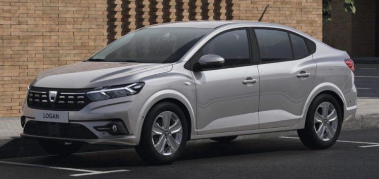 Dacia показала оновлений Logan 2021