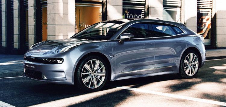 Geely представила новий автомобільний бренд Zeekr
