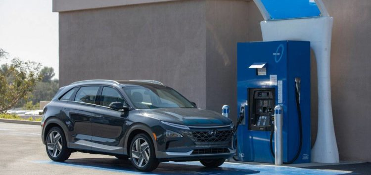 Hyundai розробив систему V2L для водневого транспорту