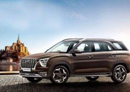 Hyundai випустить новий кросовер Alcazar