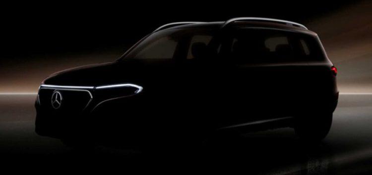 Mercedes-Benz випустив електрокросовер із запасом ходу 400 км