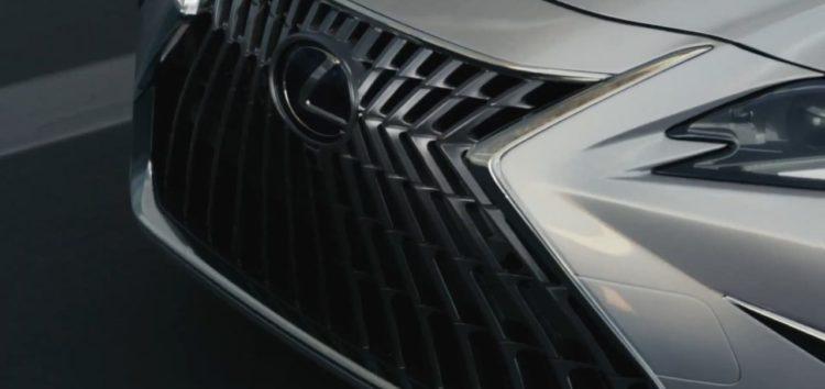 Lexus випустив ES сьомого покоління