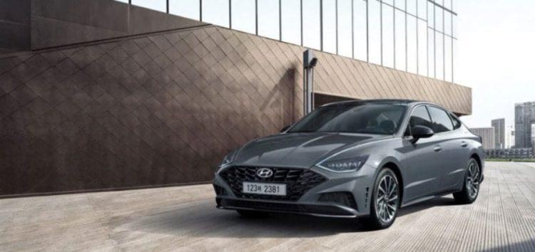 Hyundai випустить нову Sonata