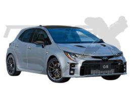 Toyota готується до випуску 300-сильної Corolla