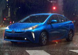 Toyota розкрила деякі деталі п'ятого покоління Prius