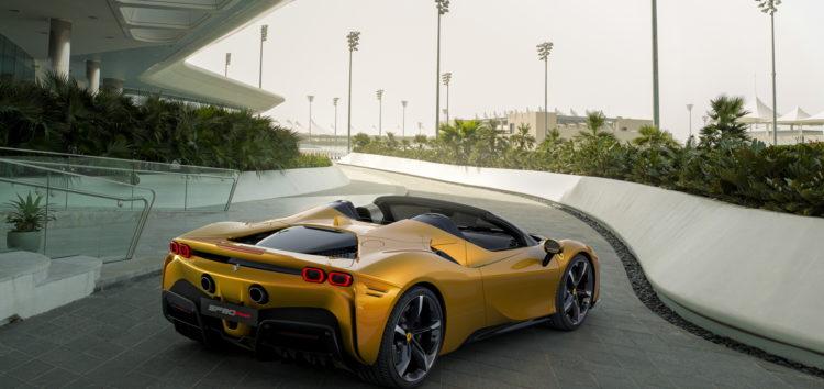 Ferrari випустить повністю електричний суперкар в 2025 році