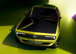 Opel відродила легендарну модель Manta