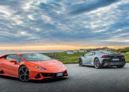 Lamborghini Huracan Evo отримає доступ до Android Auto та Alexa