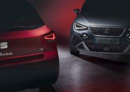 Нові автомобілі Seat Ibiza і Arona представили до офіційної прем'єри