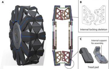 Компанія Hankook створила колесо-трансформер