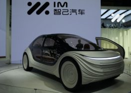 IM Airo презентував інноваційний електрокар, що очищатиме повітря