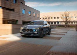 Maserati випустила свій перший гібридний кросовер