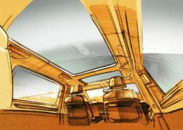 Volkswagen розповів про салон новинки T7 Multivan