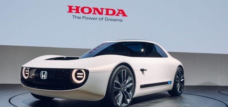 Honda планує стати вуглецево-нейтральним брендом до 2050 року