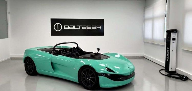 Baltasar представив перший у світі електричний спорткар Revolt