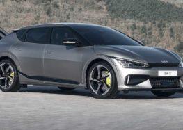 Новий електрокар Kia став одним з найшвидших авто у світі (відео)