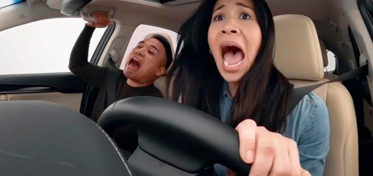 Компанія Lexus продемонструвала наскільки небезпечно використовувати телефон за кермом (відео)