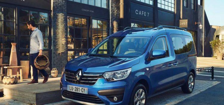 Компанія Renault почала продажі нового Express в Україні