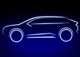 Новый электрокроссовер Toyota назвали BZ4X