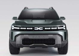 Dacia змінила свій логотип