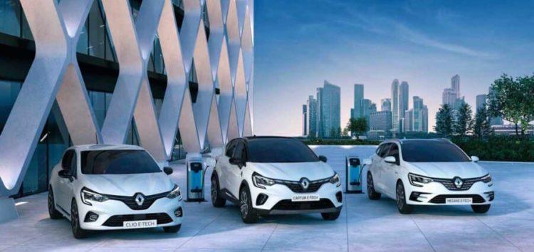 Renault продаватиме автомобілі під новим брендом E-TECH