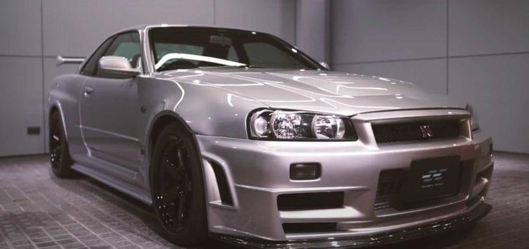 Культовий Nissan Skyline GT-R R34 виставили на японському аукціоні