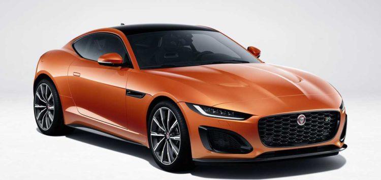 Jaguar анонсував нову версію F-Type