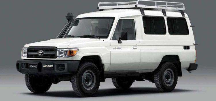 Тойота випустила авто для перевезення вакцин від коронавіруса