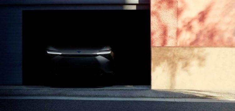 Тойота опублікувала рендери нового Toyota Beyond Zero